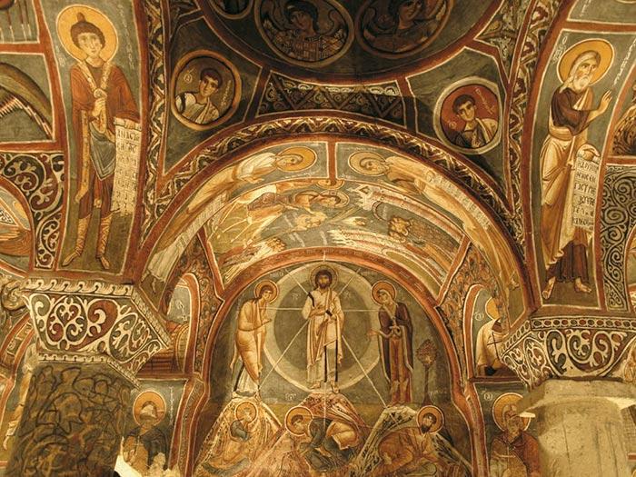 Церковь, Каппадокия